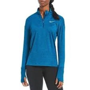 Nike Element Dry Half-Zip Running Top Size Small